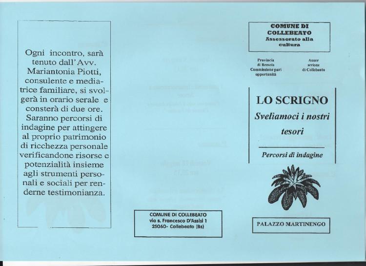LO SCRIGNO brochure fronte-ridimensionato
