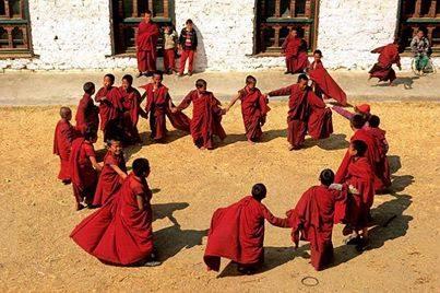 monaci-tibet